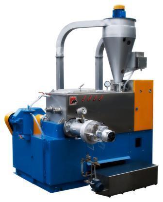 Macarrones capacidad de prensado de 150 kg / hora