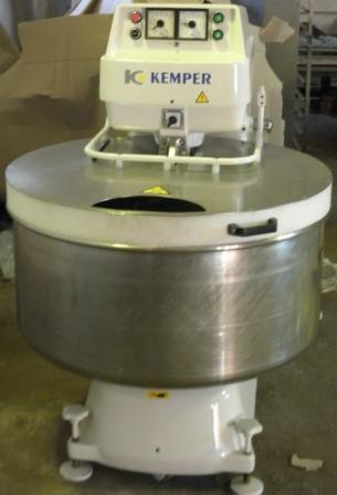 Купить Тестомес спиральный Kemper SP125 Германия