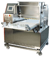 Buy Lines for candy manufacture. Automatic machine confectionery two bunker DAC 600T