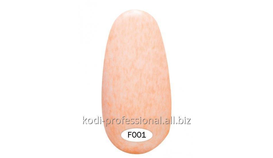 Гель-лак Kodi 8 мл, тон № f 001, felt