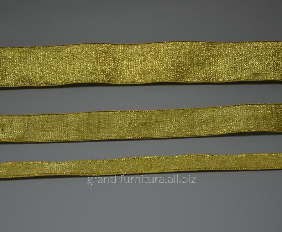 Тесьма  золотстая Арт. 1952