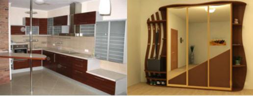 Купить Мебель под заказ: Шкафы-купе, Детская мебель, Кухни, Спальни, Офисная мебель, Гардеробные комнаты, Компьютерные столы
