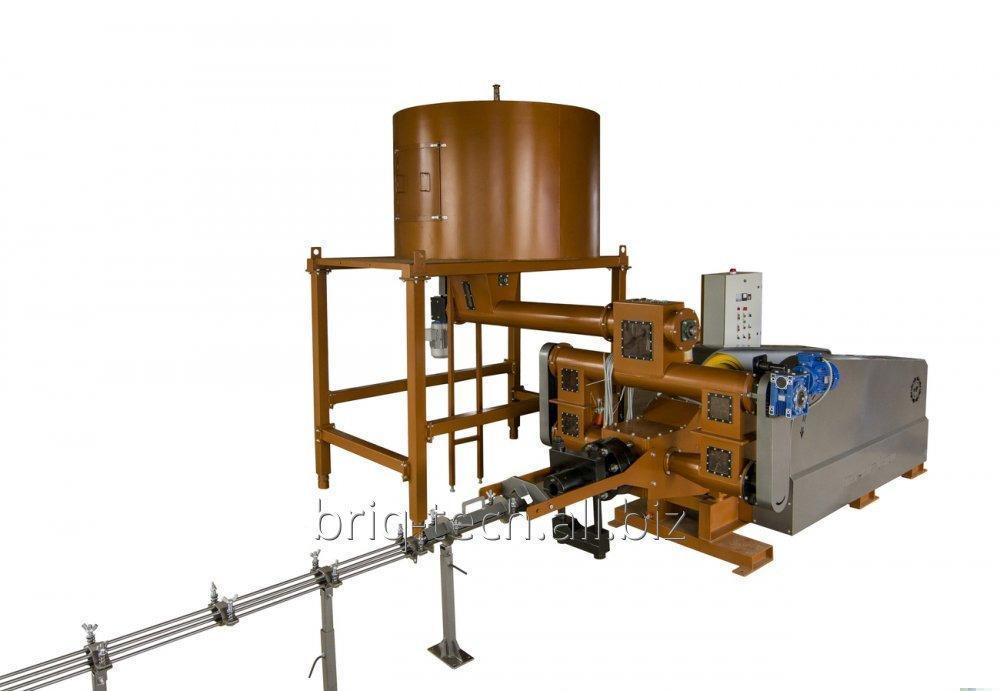 Брикетировщик древесных отходов ПБУ-090-900 М