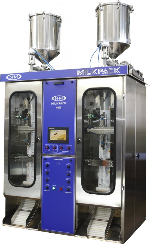 Buy The automatic machine Milkpak 6000 for milk packing