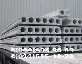 Buy Panel / Plate of overlapping and other reinforced concrete products (concrete goods)