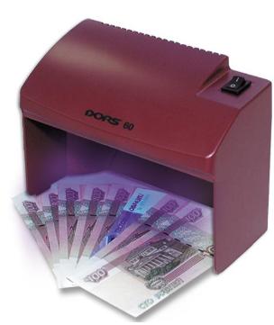 Купить Детекторы валют ультрафиолетовые просмотровые DORS