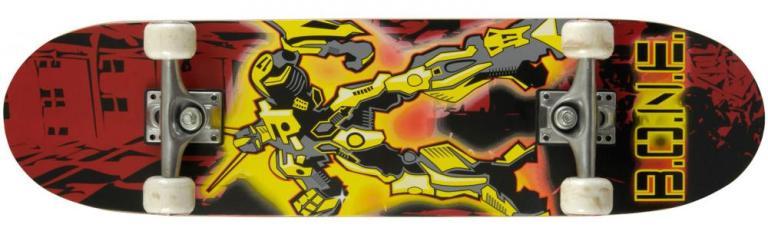 Скейтборд B.O.N.E. TRANSF09