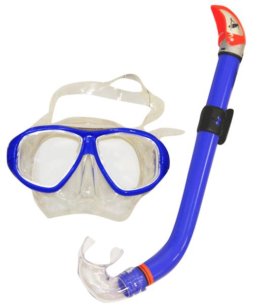 Набор для подводного плавания Techisub Coral