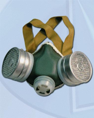 Респиратор газопылезащитный РУ-60М