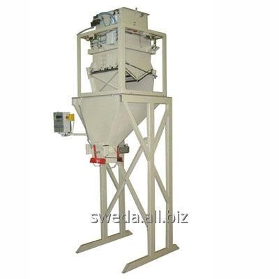 Buy The batcher with the intermediate DVS-301-50-1PB bunker