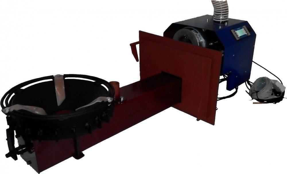 Купить Пеллетная горелка CREDO 06VD 70-125 кВт