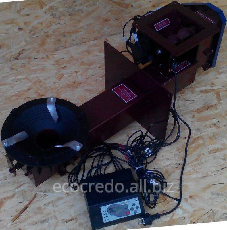 Купить Горелка пеллетная CREDO 07VD 20-60 кВт