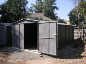 Куплю сборные металлические гаражи где купить ворота для гаража в перми