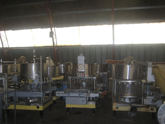 Оборудование для расфасовки жидких и пюреобразных продуктов