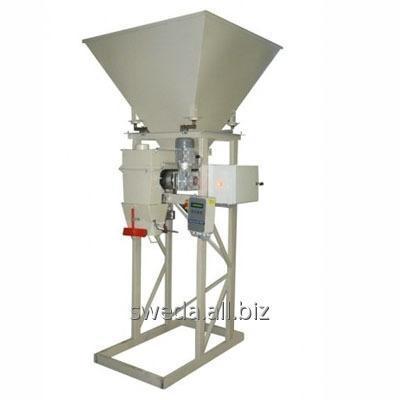 Купить Дозатор с ленточным питателем для дозирования кусковых материалов в мешки СВЕДА ДВС-301-50-5