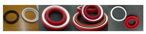 Уплотнения, сальники резиновые термостойкие