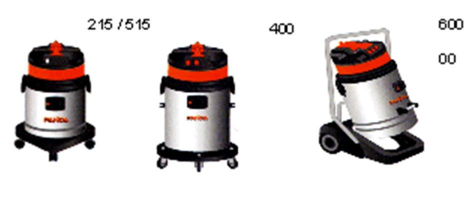 Купить Промышленные всасыватели пыли и жидкости