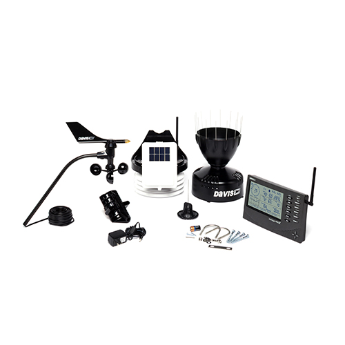 Meteorological station of Vantage Pro2 6152 CEU Davis Instruments