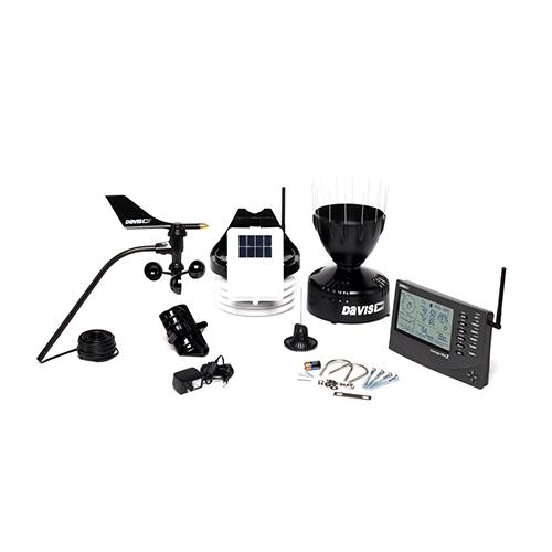 Wireless meteorological station of Davis 6152 Vantage Pro 2 - a multipurpose meteorological complex.