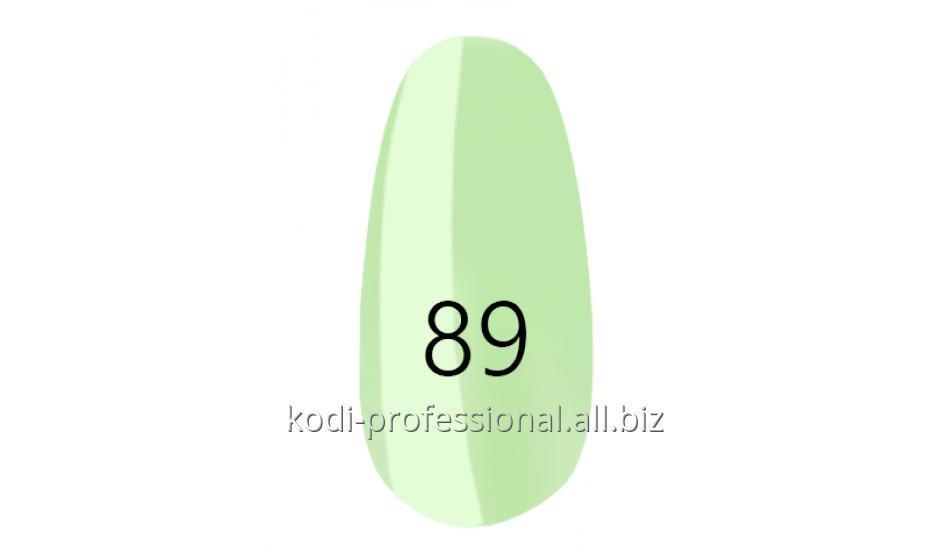 Лак для ногтей Kodi professional № 89