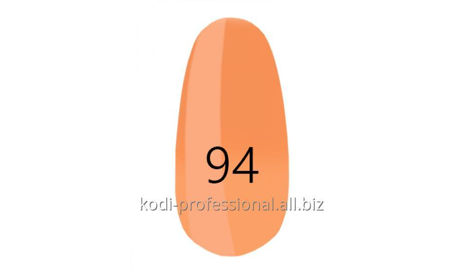 Лак для ногтей Kodi professional № 94