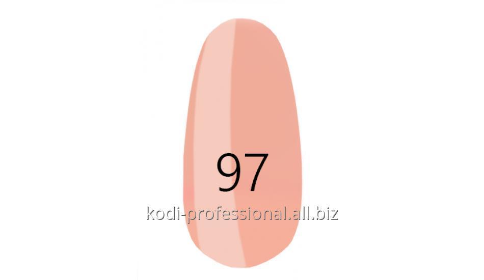 Лак для ногтей Kodi professional № 97
