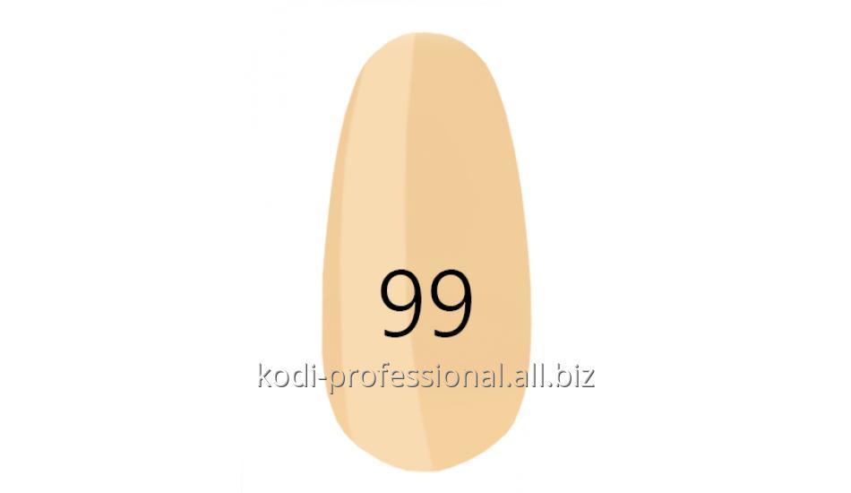 Лак для ногтей Kodi professional № 99