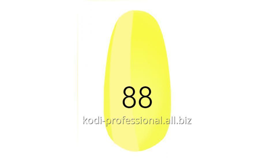 Лак для ногтей Kodi professional № 88