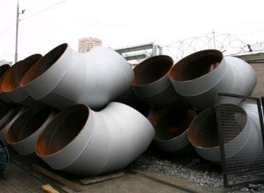 Элементы трубопроводов отводы