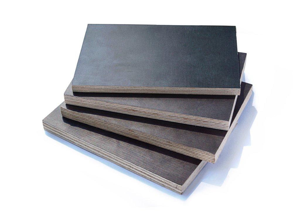 Buy Plywood the laminated FSF 2500х1250х9 mm (smooth/smooth).