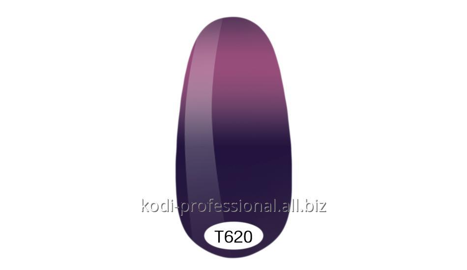 Термо гель лак Kodi professional 8 мл тон Т620