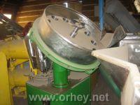 Оборудование для наполнения овощной массы, грибов в стеклобанку