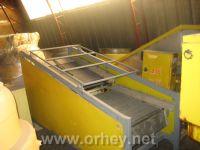 Машина для удаления плодоножек А9-КЧЭ.Оборудование для переработки фруктов