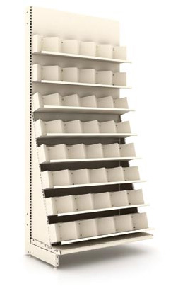 Rack for the disks Article 6800-821-03