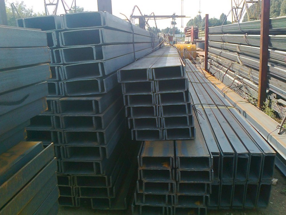 Buy Steel bent profile and cutting of rolls