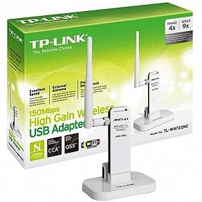 Купить Сетевая карта Wi-Fi TP-Link TL-WN722NC