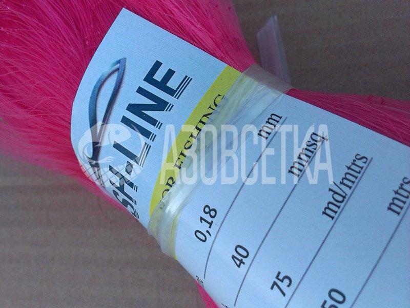 Полотно сетевое Fish-Line, 40х0,18х75х150