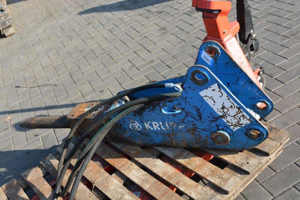 Гидромолоты Krupp hm 190 (220 кг )