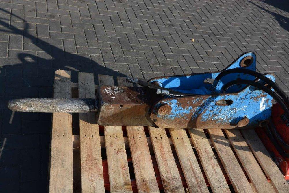 Гидромолотки  Krupp hm  ( 230 кг)