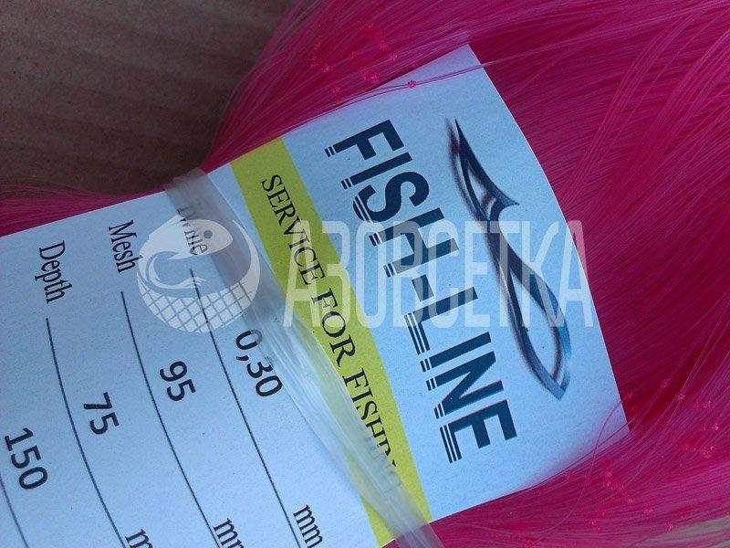Полотно сетевое Fish-Line, 95х0,30х75х150