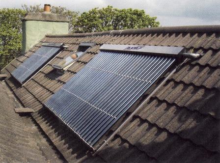 Купить Системы солнечного нагрева воды, гелиосистемы и системы отопления, Днепропетровск