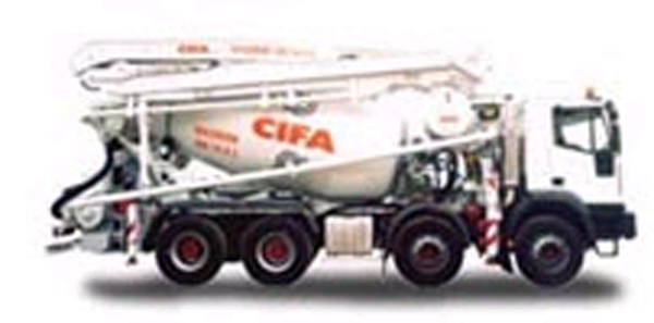 Бетононасосы (Строительное оборудование, Машины и оборудование для бетонных работ, Бетононасосные установки, Бетононасосы) АВТОБЕТОНОНАСОСЫ - СМЕСИТЕЛИ