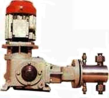 Насоси й агрегати дозувальні плунжерні НД