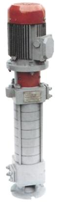 Pumps centrifugal multistage ANTsS