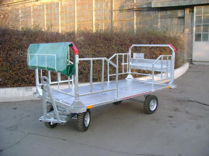 Тележка багажная ТЛ-47