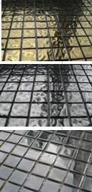 Купить Имитация золотой мозаики 2х2 см