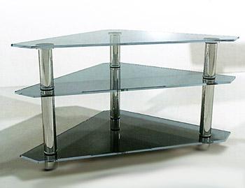 Столик из стекла