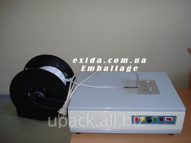 Полуавтомат для обвязки лентами п/п