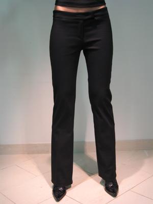 красивые брюки для полных