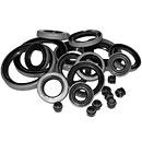 РТИ формовые: кольца круглого сечения, манжеты, сальники в ассортименте